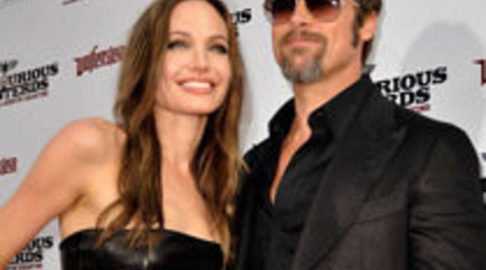Angelina Jolie: Liebes-Tattoo für Brad Pitt
