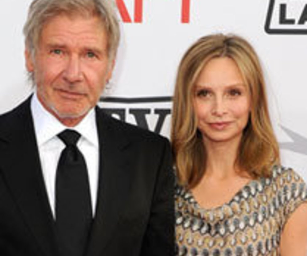 Harrison Ford: Flitterwochen sind vorbei!