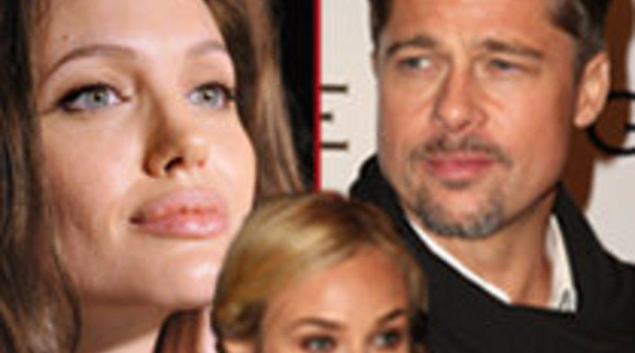 Jolie eifersüchtig?!