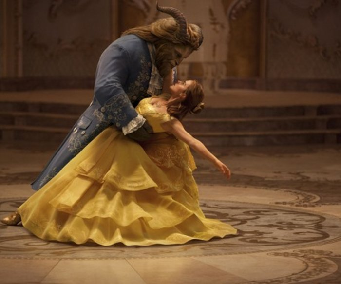 beauty Beast Disney Movie