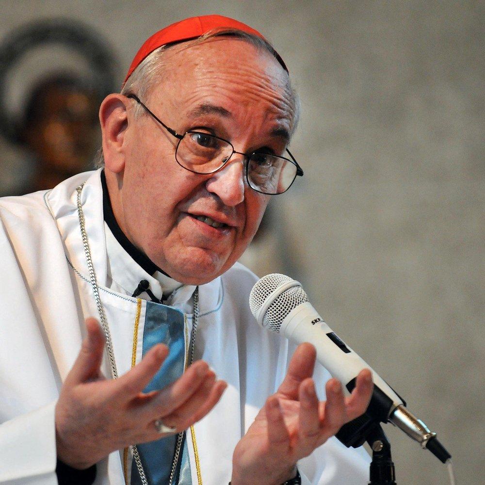 Papst Franziskus sorgt für Begeisterungsstürme unter den Stars