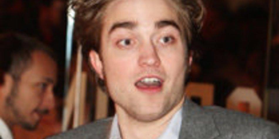 Robert Pattinson flirtet mit Reese Witherspoon