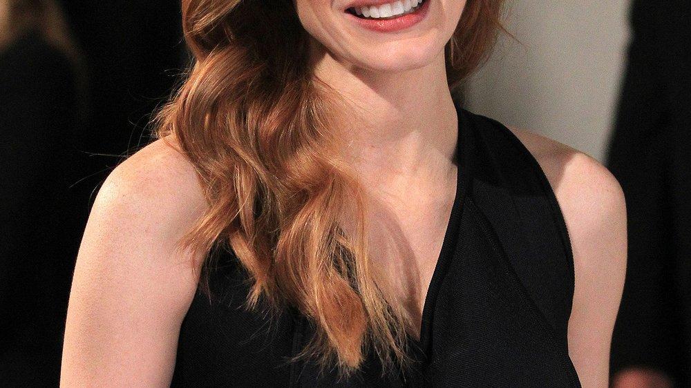 Jessica Chastain hat sich ein italienisches Model geangelt