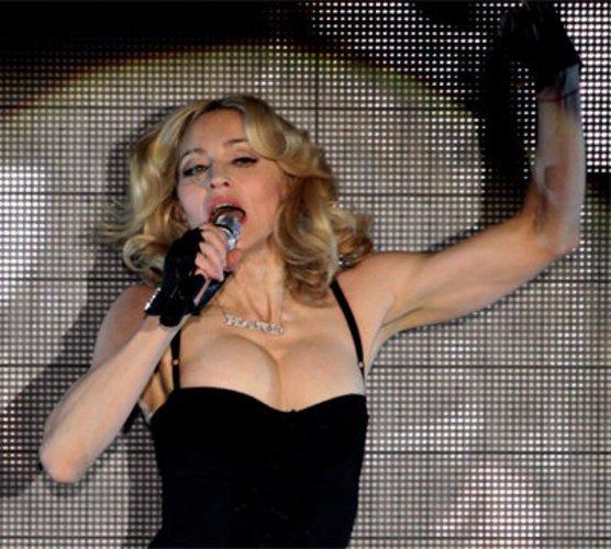 Madonna ist Königin des Pops.