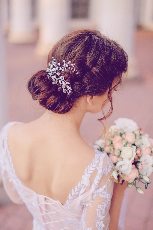 Brautfrisuren Selber Machen 3 Einfache Ideen Desired De