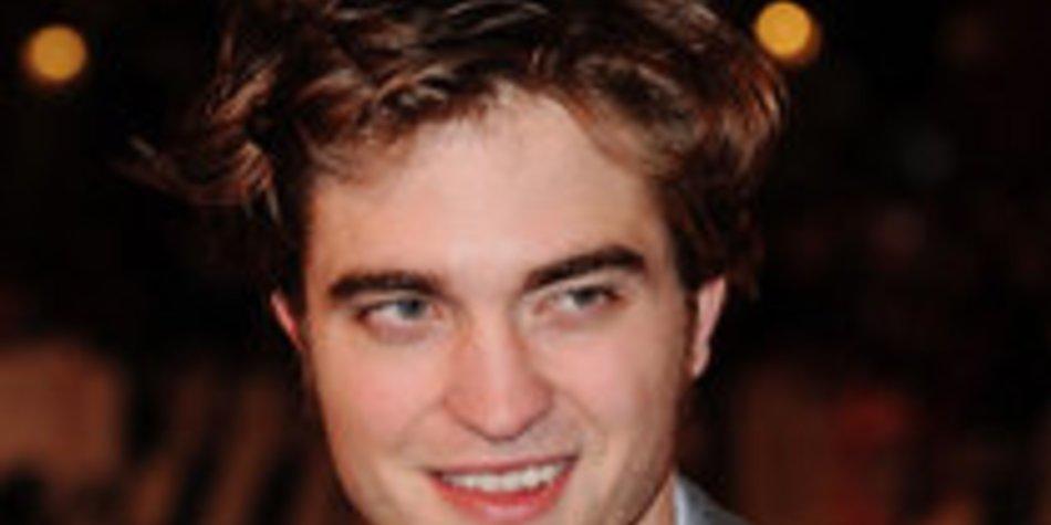 Robert Pattinson: Ein Star im Wohnzimmer