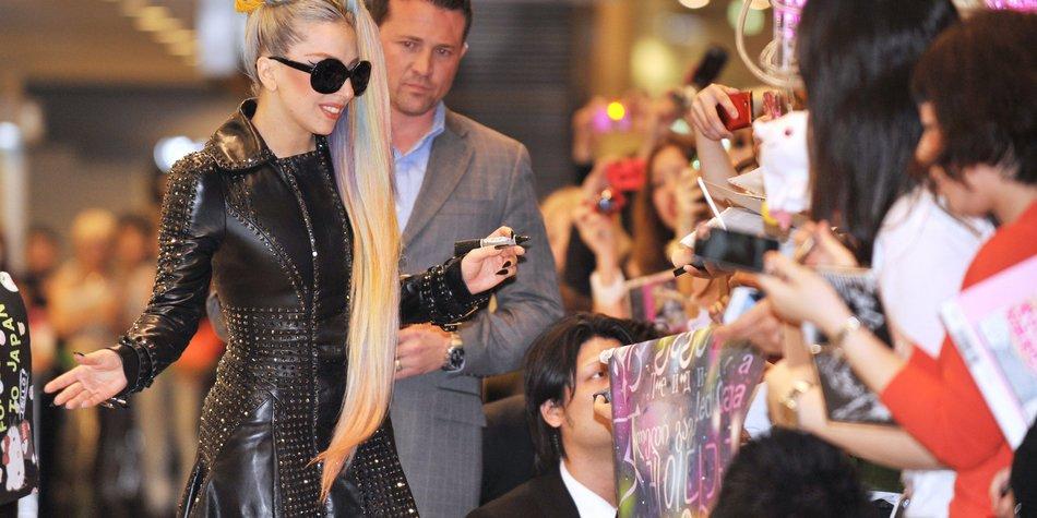 Lady Gaga trifft erneut auf Probleme in Asien