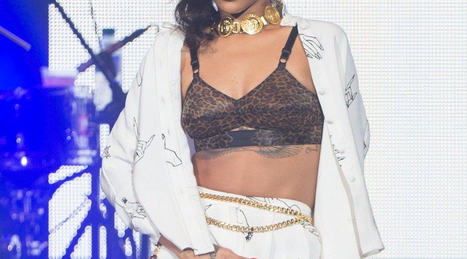 Rihanna wurde zum Rockstar des Jahres gewählt!