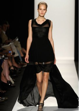 Schwarzes Kleid von Narciso Rodriguez