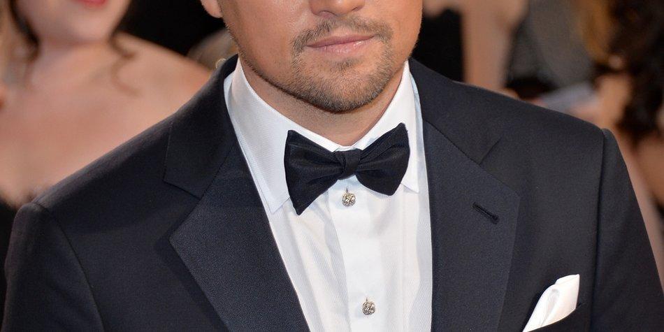 Leonardo DiCaprio ist bei der WM 2014 live dabei