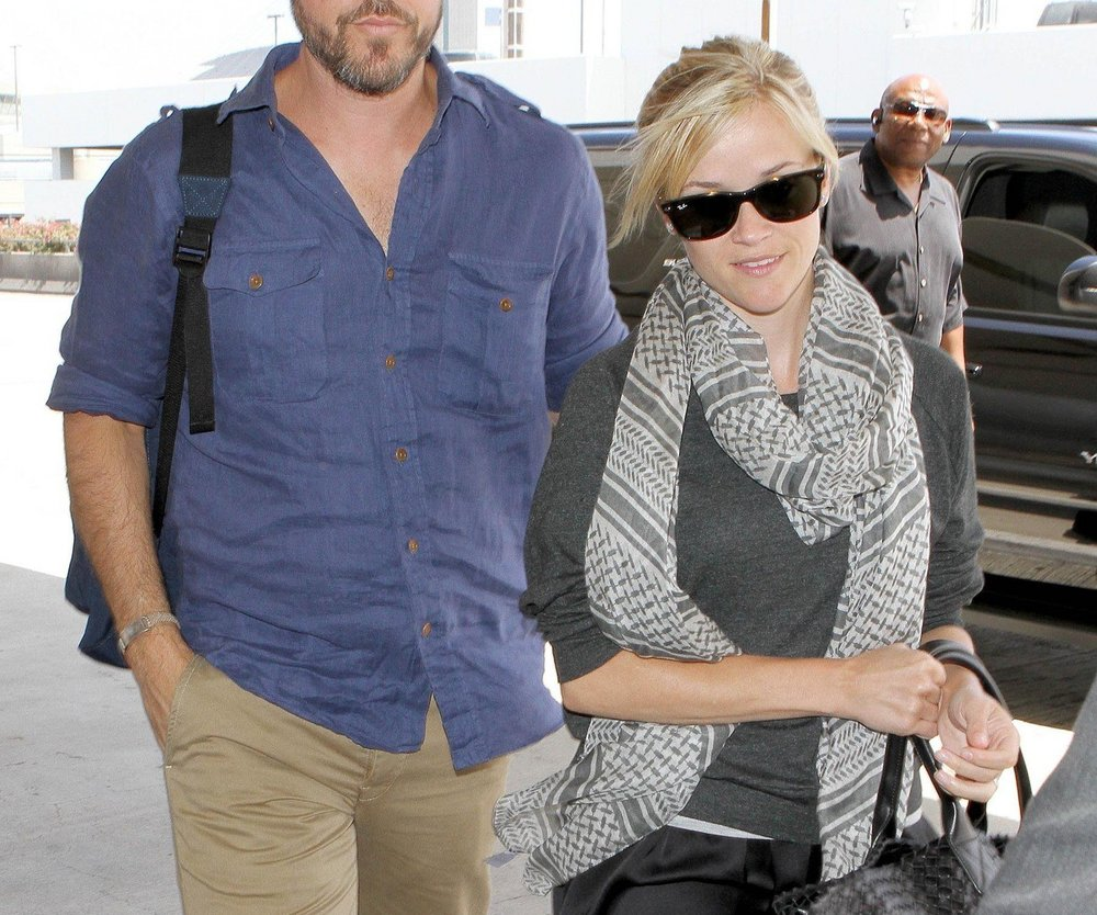 Reese Witherspoon auf Reisen