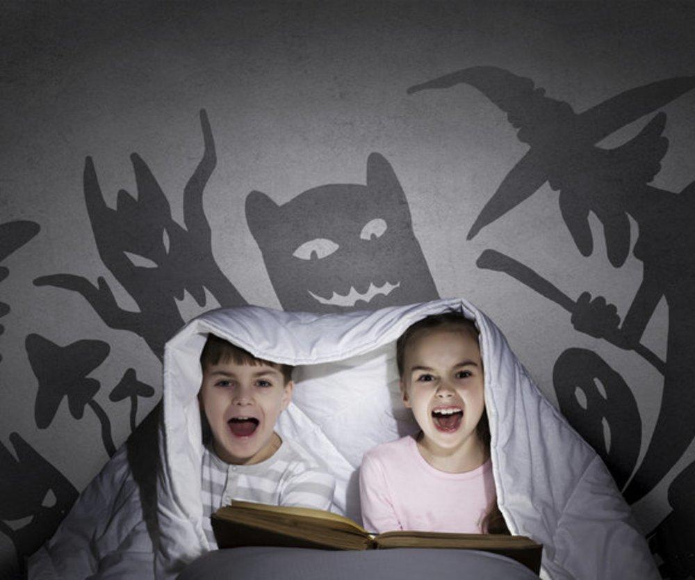 Albträume bei Kindern