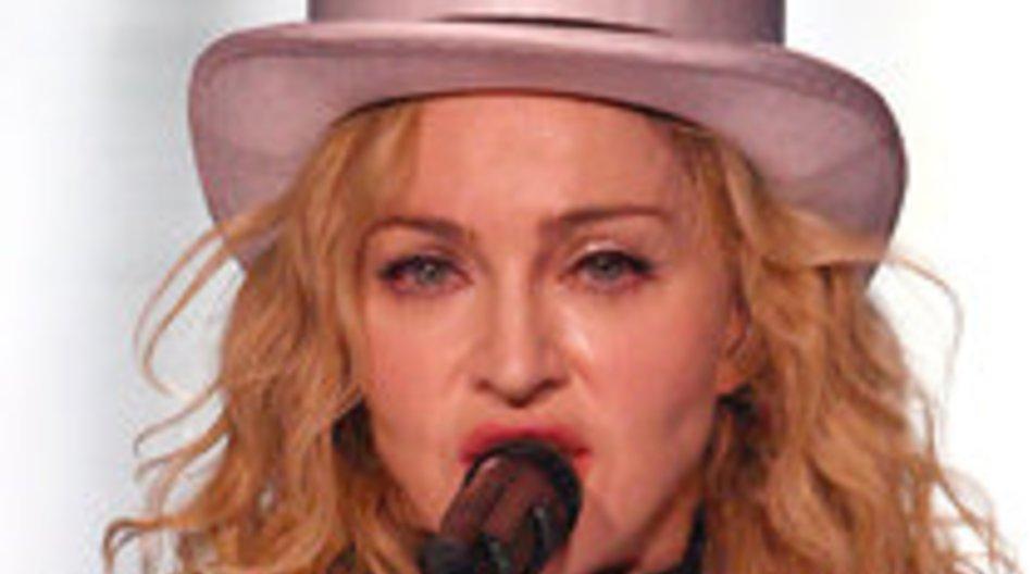 Madonna feierte Geburtstag