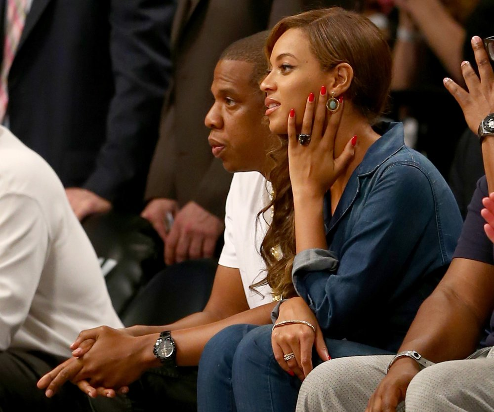 Beyonce und Jay-Z schlafen in getrennten Hotelzimmern