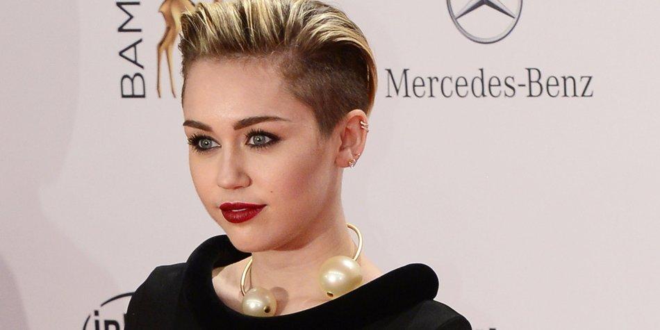Miley Cyrus hat Heimweh