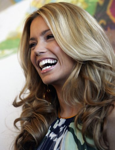 Sylvie van der Vaart - Die niederländische Moderatorin