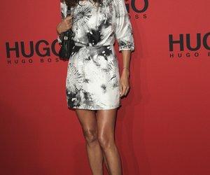 Helena Christensen mit Top-Figur