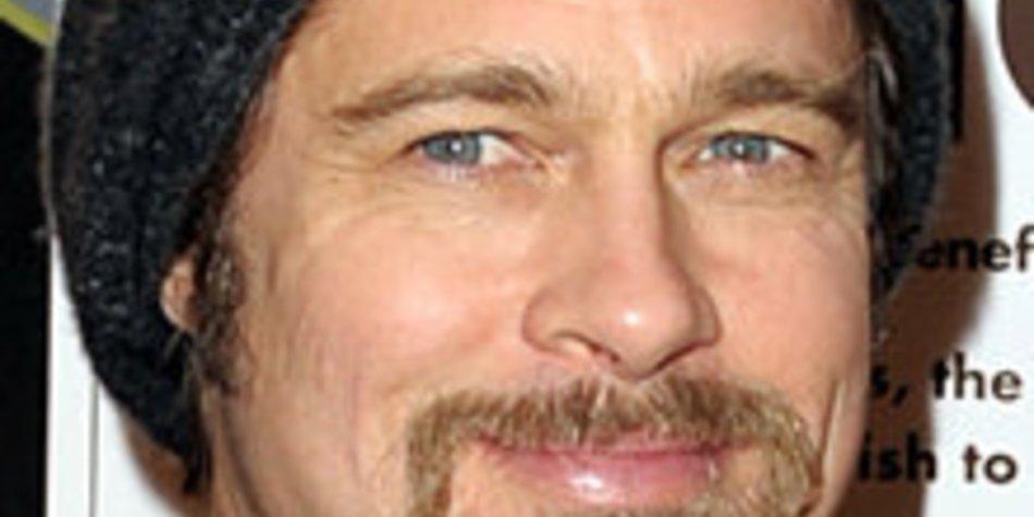 Brad Pitt: Lieber Football als Roter Teppich