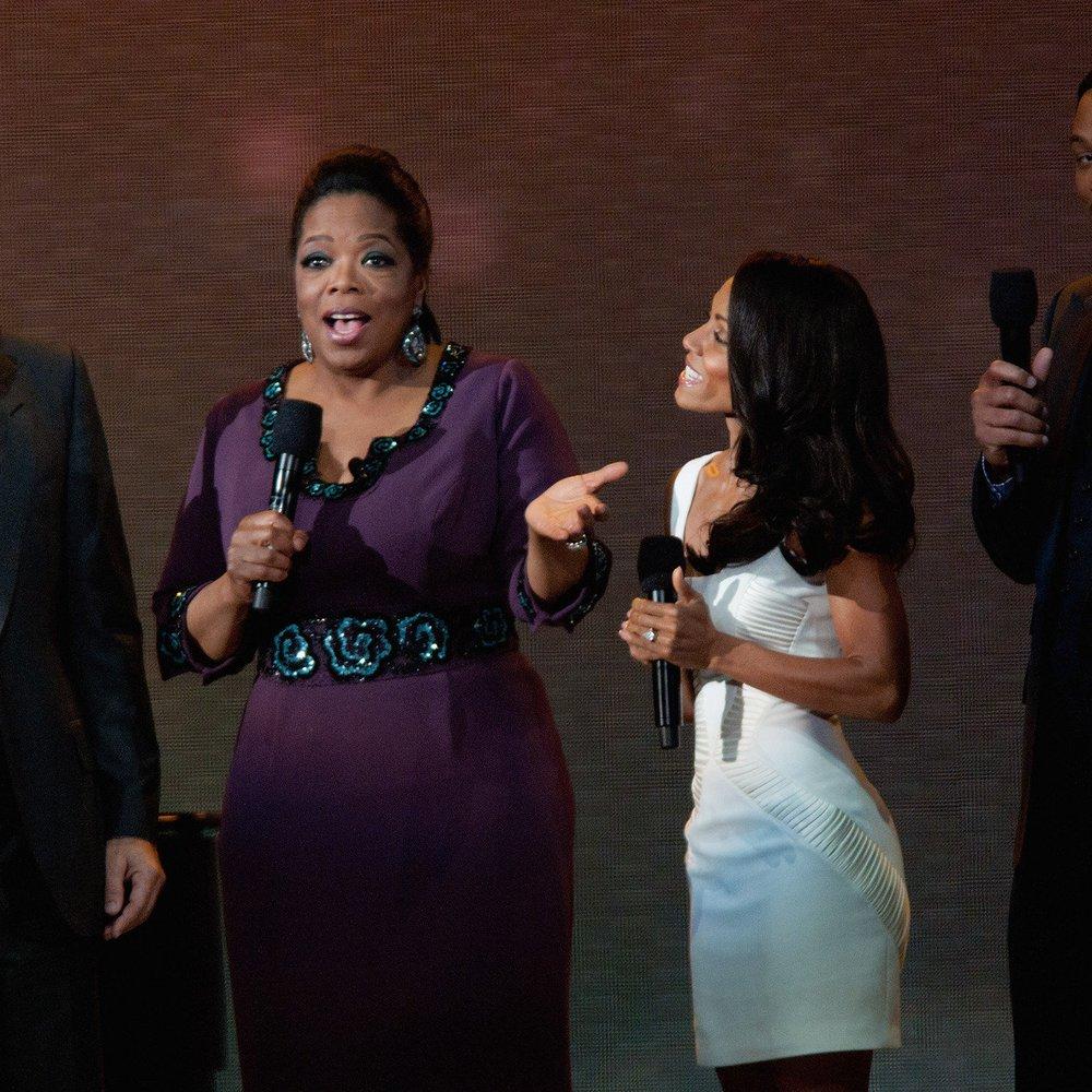 Oprah Winfrey: Promi-Gäste sorgen für Rekordquoten!