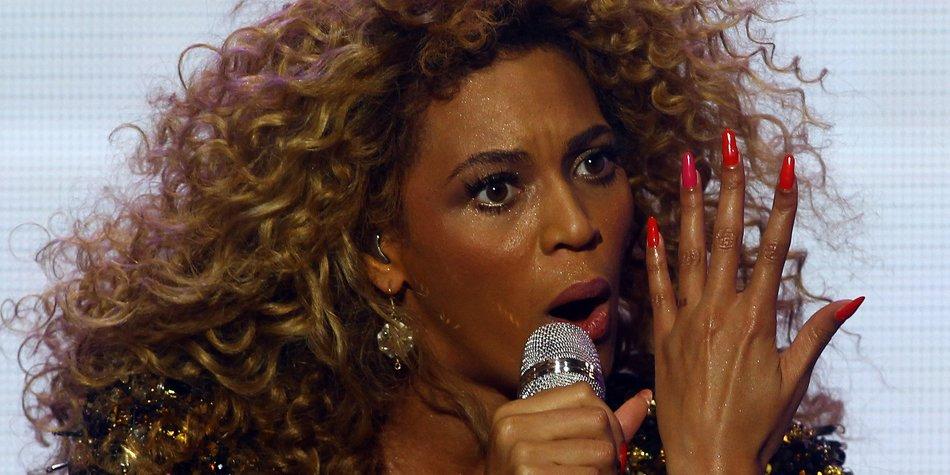 Beyonce Knowles hat Streit mit Papa?