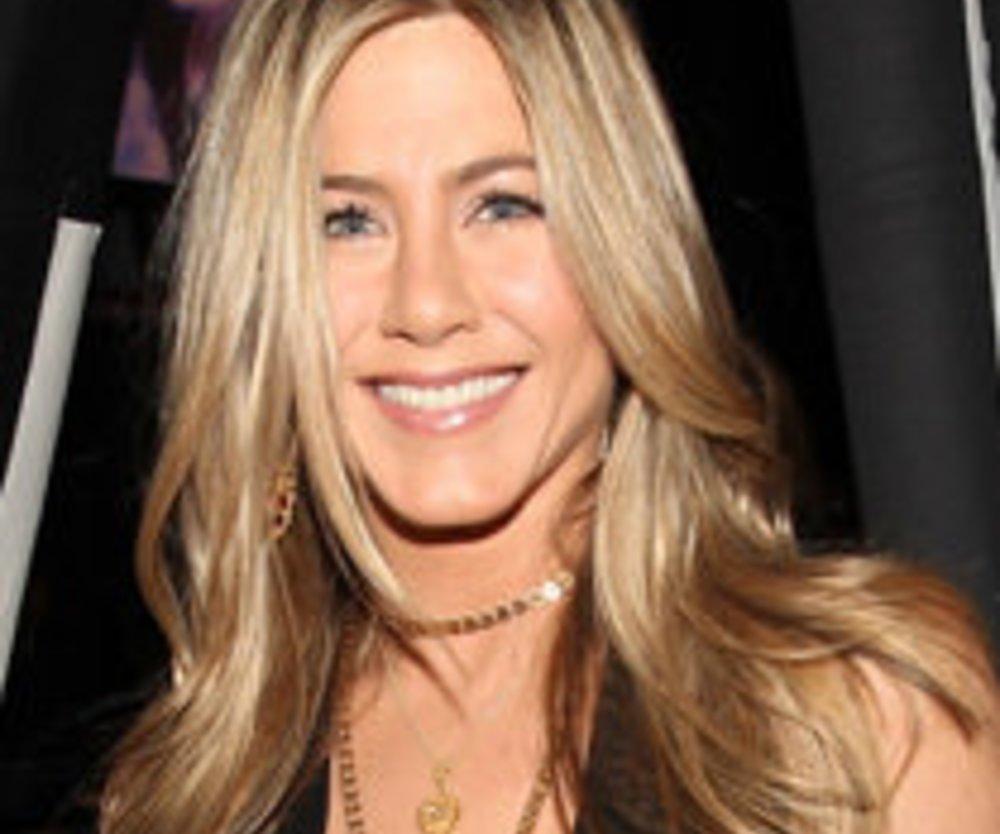 """Jennifer Aniston: Fasziniert von """"The Bachelor"""""""