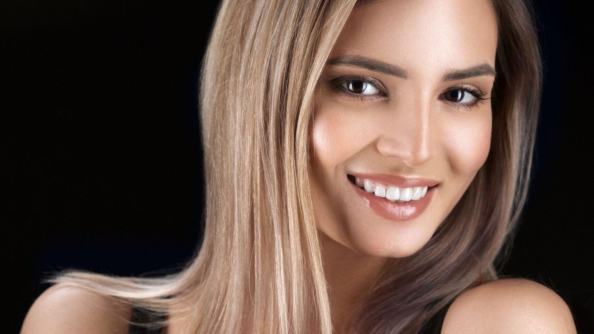 Färben blond dunkler Ansatz nachfärben:
