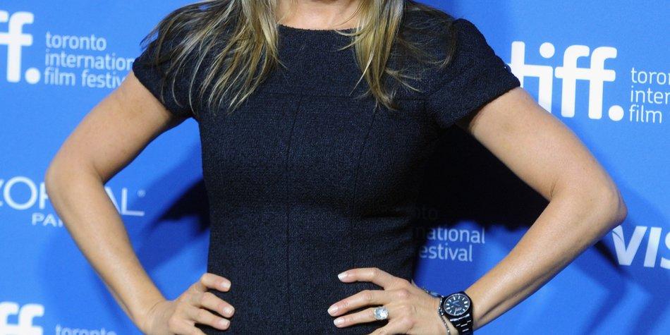 Jennifer Aniston: Wie reagiert sie auf Brad Pitts Hochzeit?