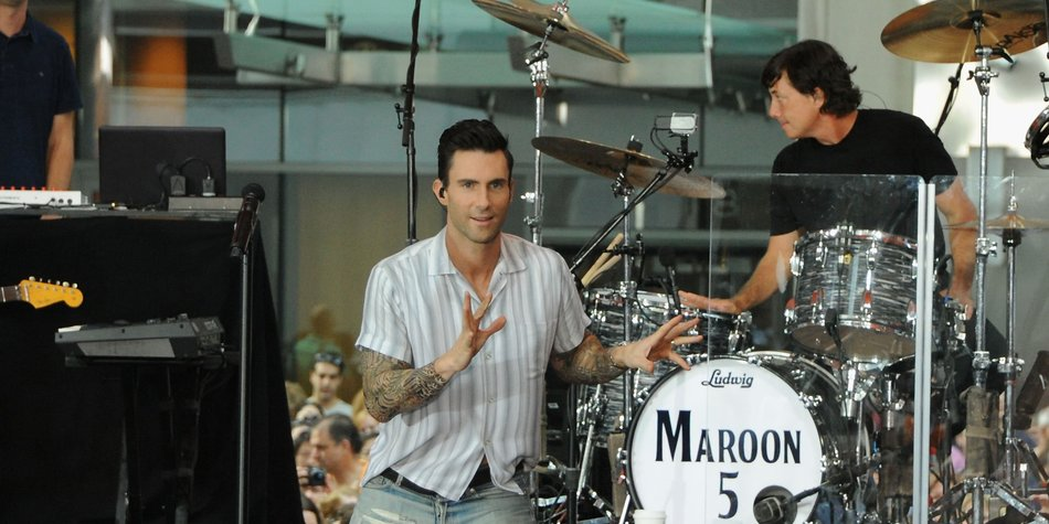 Adam Levine: Maroon 5 macht Popmusik und steht dazu