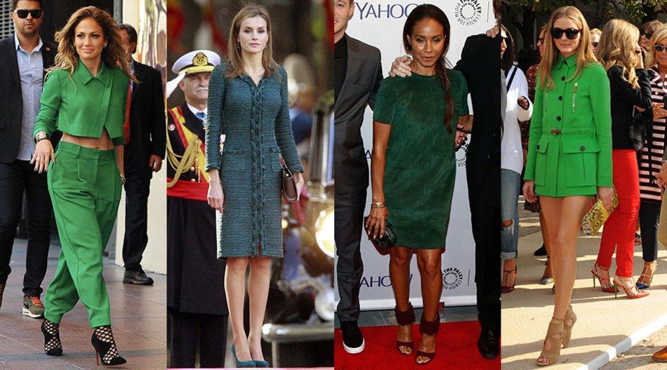 Jennifer Lopez, Königin Letizia, Jada Pinkett Smith, Olivia Palermo
