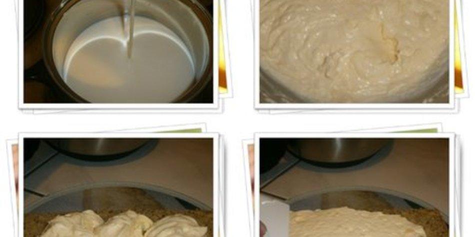 Beschwipste Haselnuss Creme-Torte