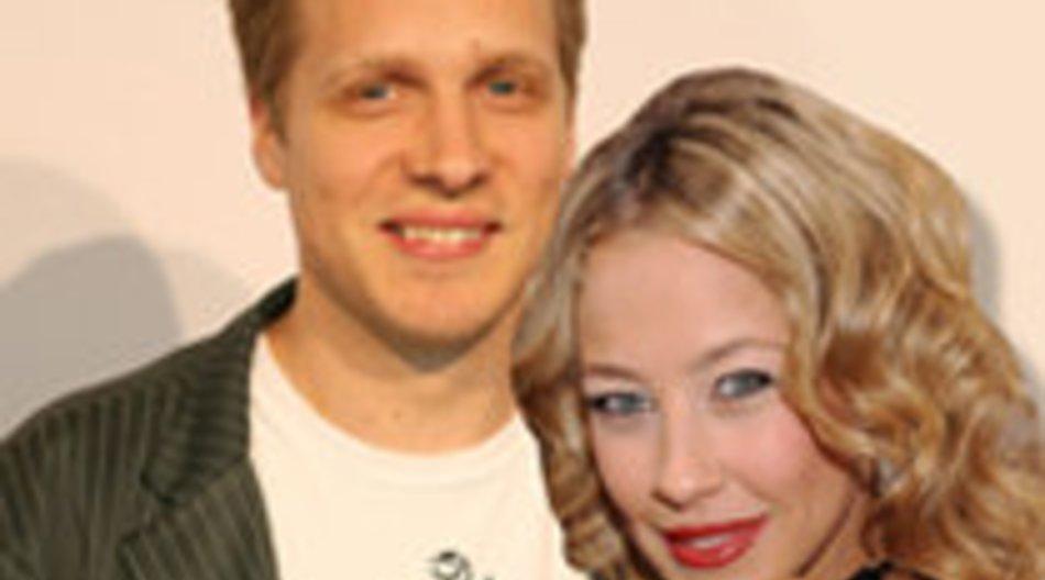 Oliver Pocher und Sandy Meyer-Wölden: schwanger!