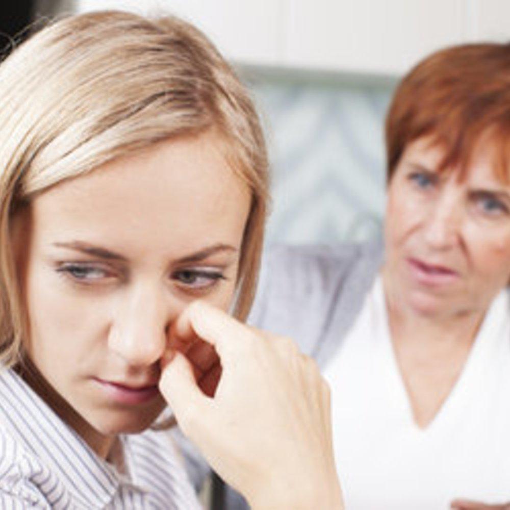 Schwiegermutter Test