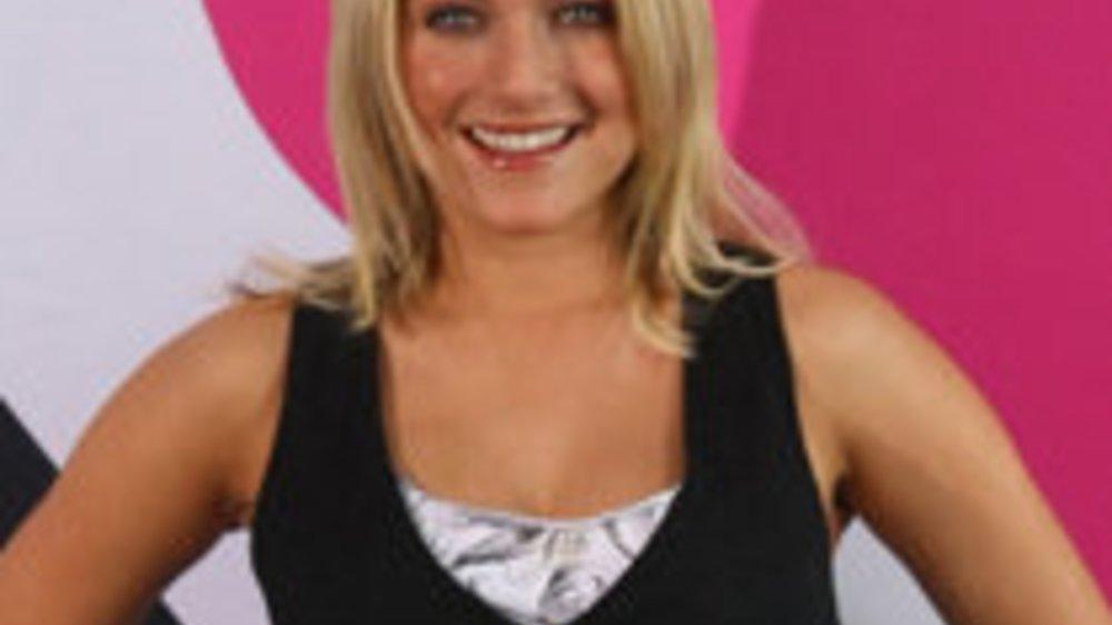 Jeanette Biedermann: TV-Comeback