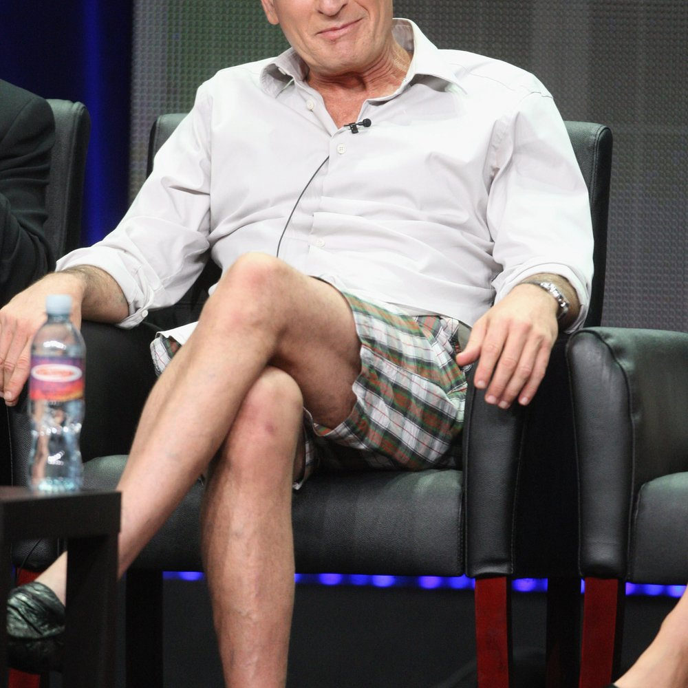 """Charlie Sheen: Kehrt er zu """"Two and a Half Men"""" zurück?"""