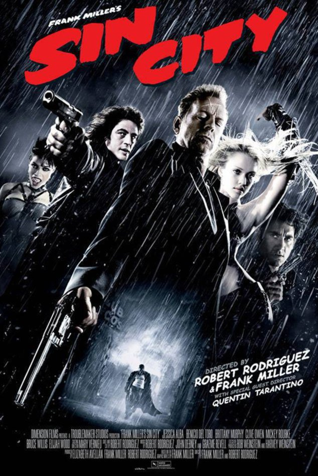 Sin City 2 im Kino