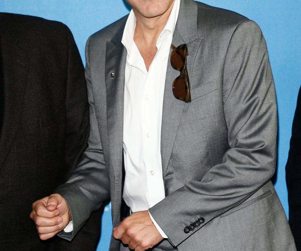 George Clooney: Nachwuchs unterwegs?