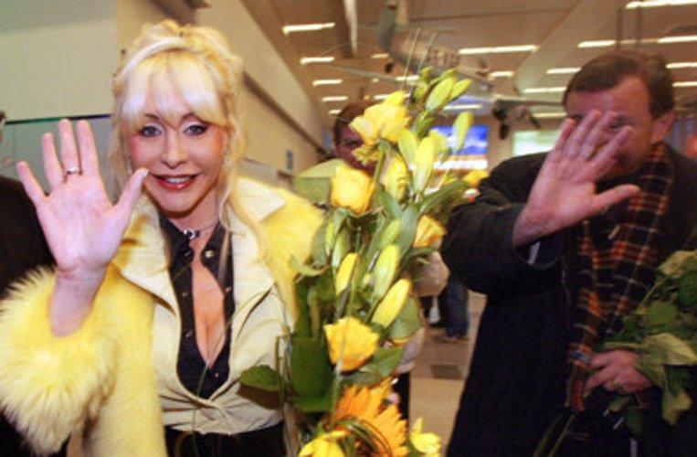 Film-Darstellerin Dolly Buster ist ein ehemaliger Erotik-Star