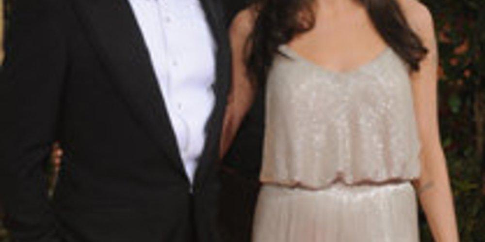 Angelina Jolie und Brad Pitt bei den Golden Globes