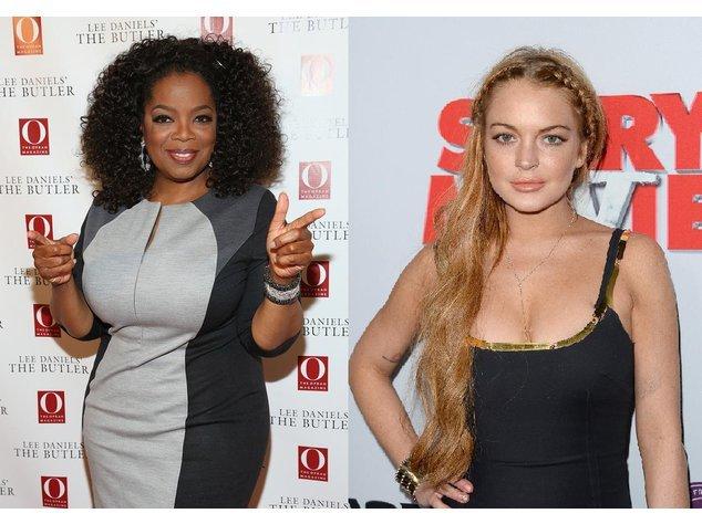 Lindsay Lohan bekommt Hilfe von Oprah