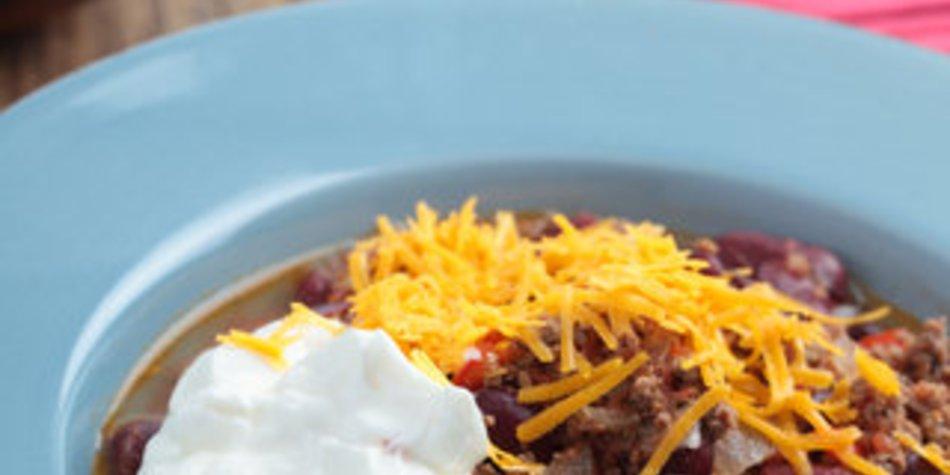 Chili con Carne - Nahrhafter Klassiker