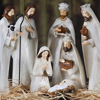 Teste Dein Wissen über die Weihnachtsgeschichte