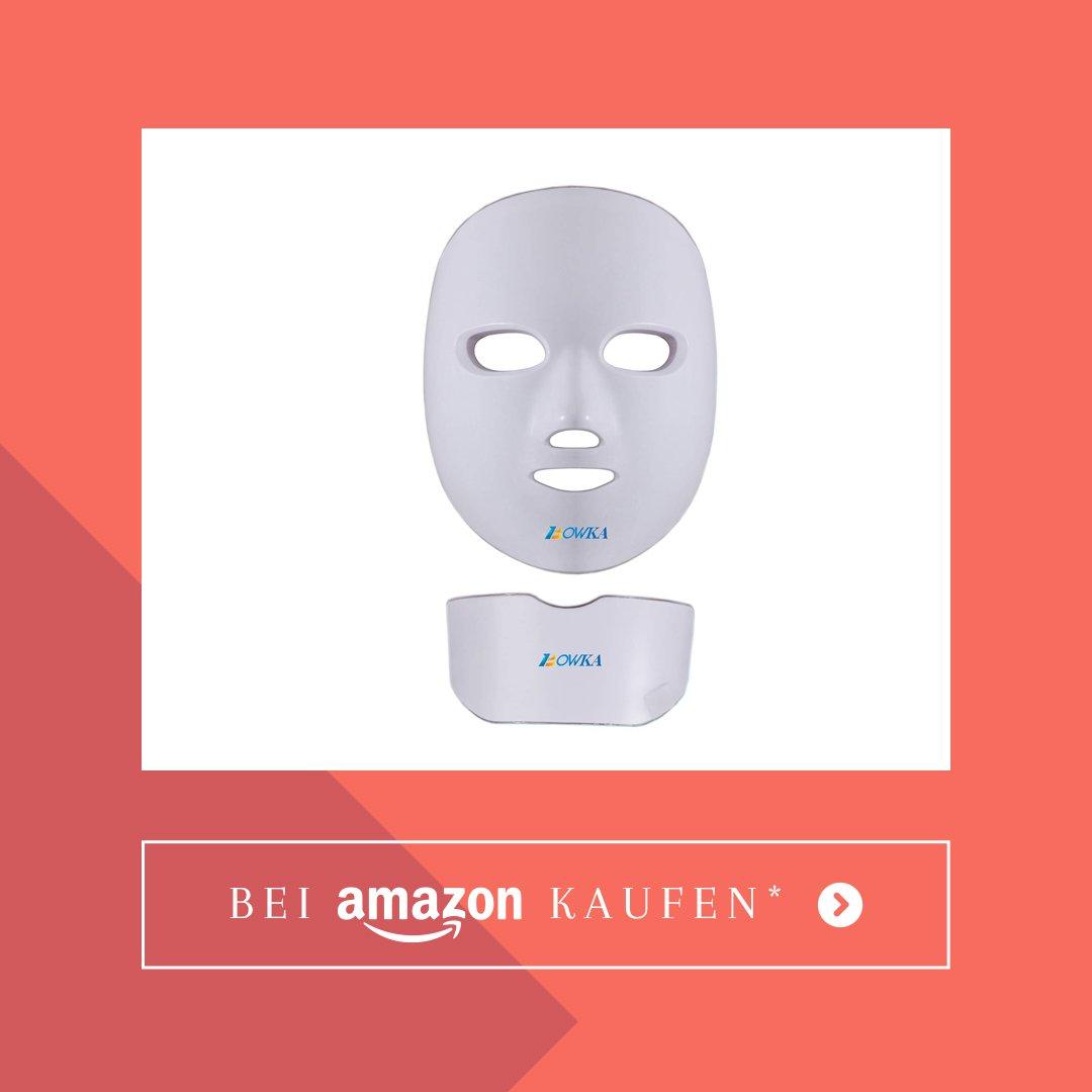 Photonentherapie Maske