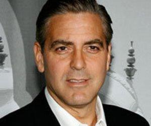 George Clooney im Weißen Haus