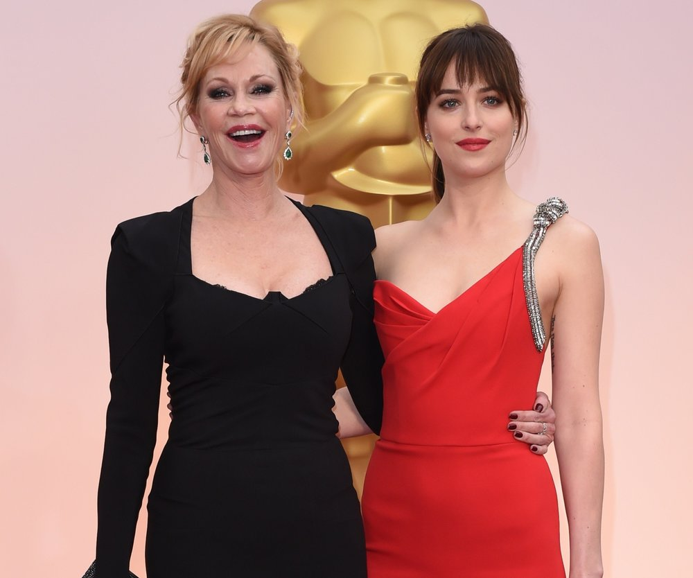 Shades of Grey: Das sagt die Mutter von Dakota Johnson