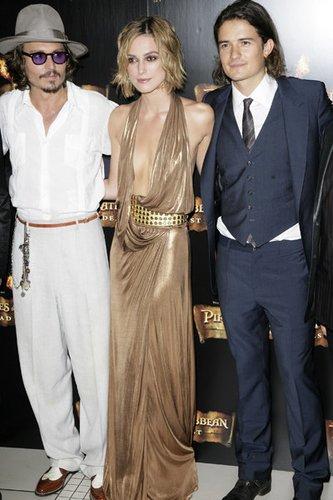 Keira Knightly: Schauspielerin aus den UK