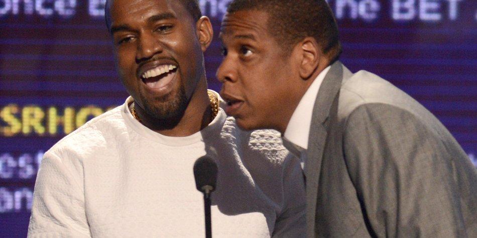 Kanye West hat ein Schlaflied für Jay-Zs Tochter Blue Ivy geschrieben