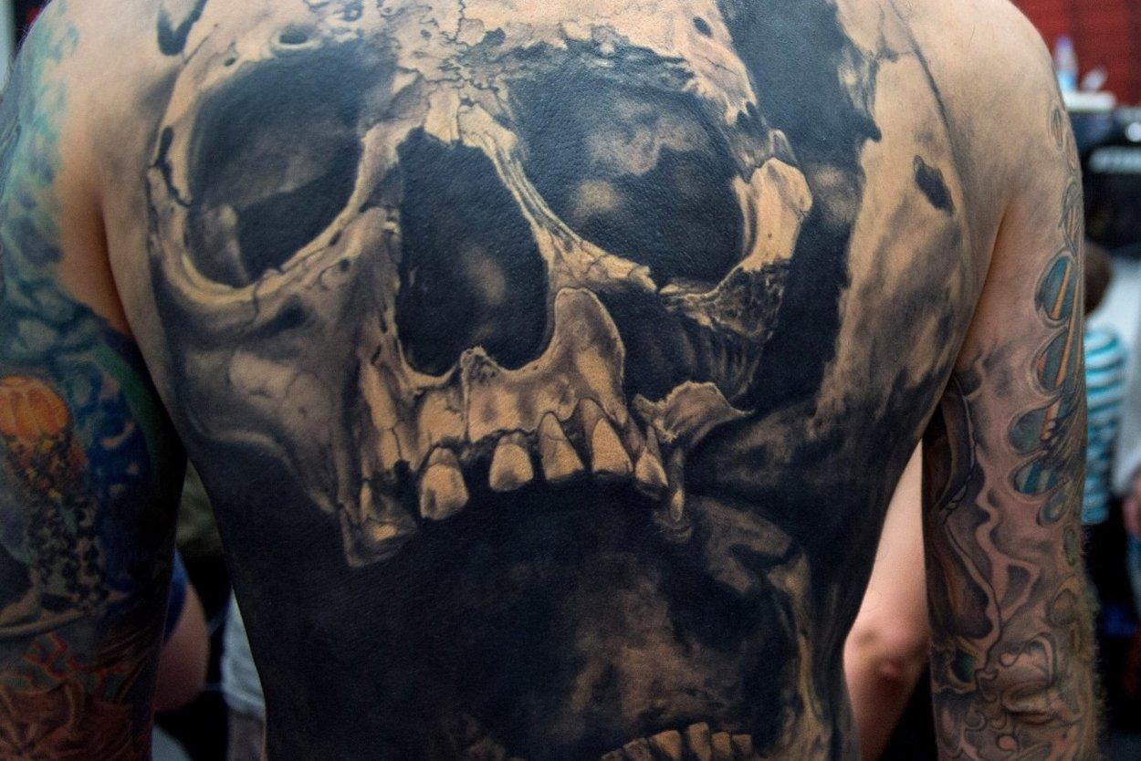 Totenkopf Tattoos