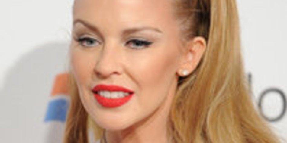Kylie Minogue wünscht Soldaten ein Frohes Fest