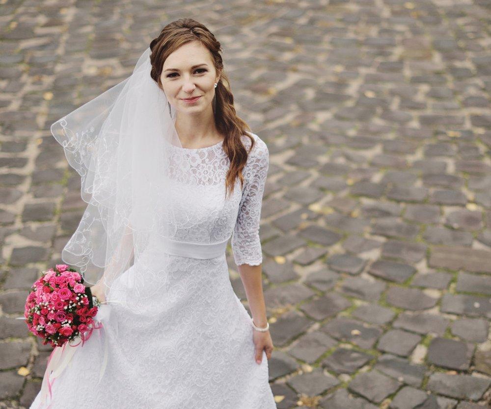 Brautfrisuren Halboffen Ganz Grossartig Desired De