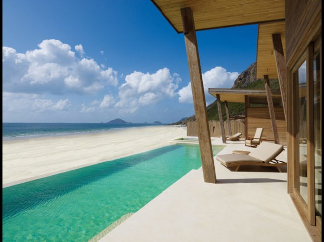 Six Senses Resorts & Spas Con Dao